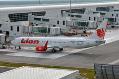 Lion Air PK-LJT (Howard_Pulling) Tags: camera photo airport nikon aviation picture malaysia kualalumpur airlines kl klia howardpulling d5100