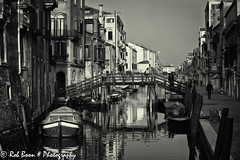 20110326_8841_Venetie-bw (Rob_Boon) Tags: venice cityscape zwartwit venetie cityarchitecture robboon silvefpro2