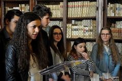 M4302475 (pierino sacchi) Tags: mostra de liceo biblioteca andr visita scuola golgi universitaria broni scientifico