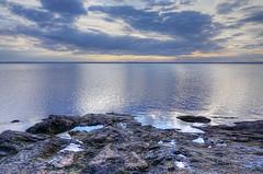 Joensuu - Finland (Sami Niemeläinen (instagram: santtujns)) Tags: lake ice nature suomi finland landscape spring finnland sony north scandinavia hdr maisema finlandia joensuu luonto järvi jää karjala kevät pyhäselkä kuhasalo carelia pohjois a6000 kalmonniemi sonya6000