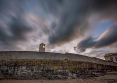 Clocktower (duncan_mclean) Tags: longexposure clock night evening clocktower auckland devonport