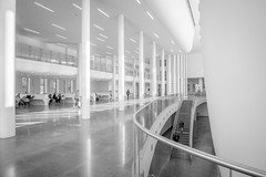 Neues Augusteum-Paulinum #1 (USpecks_Photography) Tags: architecture university leipzig highkey pillars modernarchitecture contemporaryarchitecture augusteum erickvanegeraat paulinum