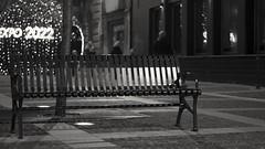 2015-12-25_03-03-35 (wiktor_furmaniak) Tags: blackandwhite bench 50mm minolta sony streetphotography passionphotography absolutelyperrrfect sonyalpha65 christmasmotiv