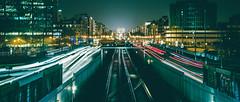 Arc de Triomphe (tjwsphotographies) Tags: paris architecture 1 nikon metro mtro ladefense esplanade nuit arcdetriomphe defense ville ladfense neuilly ligne dfense urbain quais quaisdeseine immeubles d610 poselongue ligne1 neuillysurseine esplanadedeladefense sacem quartierdaffaires nikond610