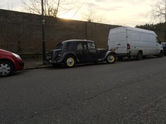 1954 Citroen Traction (mangopulp2008) Tags: citroen traction 1954