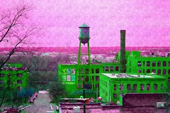 Alternative City (pjpink) Tags: city winter virginia colorful december cityscape richmond alternative rva hss 2015 pjpink