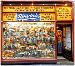 Dinsdales Joke Shop.. (** Janets Photos **) Tags: uk jokes shops hull arcades fancydress gags citycentres