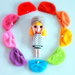 A Rainbow of Turbans