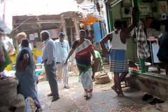 Goubert Market Pondicherry. (Mike-Lee) Tags: india colour mike market jill pondicherry goubertmarket sept2015
