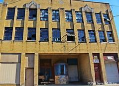 Abandoned Theater -- Drift, KY (xandai) Tags: cinema abandoned movie town closed theater theatre kentucky ky cinemas mining theaters coal drift easternkentucky floydcounty