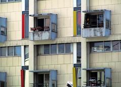 Henri Ciriani (F_T 74) Tags: paris france building art architecture arquitectura arte francia architettura architectuur architetturacontemporanea ciriani ruecharcot