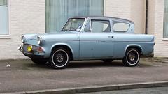 1959-1967 Ford Anglia 105e (micrak10) Tags: ford guernsey anglia 105e