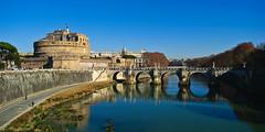 Ponte dei Cesari (Giu Ama) Tags: rome roma arco architettura
