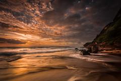Turimetta Sunrise (ronan.kohn) Tags: seascape beach sunrise sydney australia turimetta