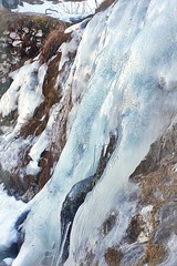 frozen rock III (kaleidoskopspeicher) Tags: mountain outdoor berge ontour eiskristalle icecristals