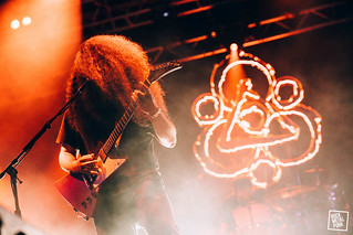 Coheed and Cambria // Shot by Jurriaan Hodzelmans