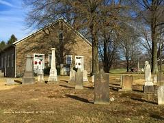 Sewickley Presbyterian cemetery, Bells Mills, PA. 12-17-2015 (jackdk) Tags: church cemetery grave graveyard stone tomb tombstone presbyterian sewickley stonechurch presbyterianchurch bellsmills