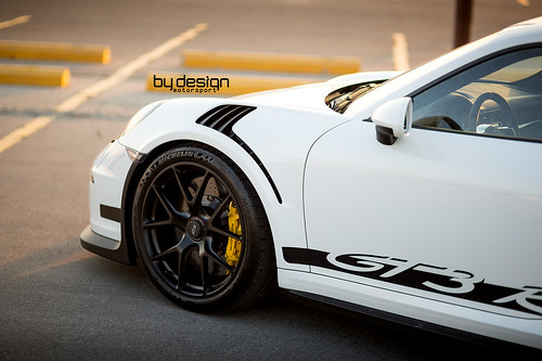 Porsche 911 GT3 RS by ByDesign