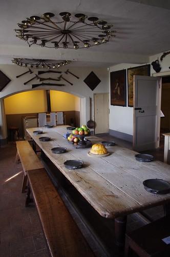 Servants' Dinning Room
