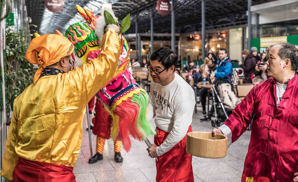 CHINESE COMMUNITY IN DUBLIN CELEBRATING THE LUNAR NEW YEAR 2016 [YEAR OF THE MONKEY]-111567