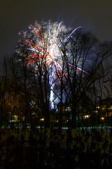 Fireworks #2 (johanwangard) Tags: longexposure fireworks sweden newyears 2016