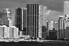 Downtown Miami, Florida, U.S.A. / The Magic City (Lago Tanganyika) Tags: urban usa building skyline skyscraper cosmopolitan nikon downtown cityscape realestate metro florida miami highrise metropolis residential metropolitan condominium southflorida centralbusinessdistrict biscaynebay magiccity commercialproperty miamidadecounty jorgemolina