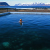 In the Western fjords (Rusnature.ru) Tags: blue wild sky mountains hot color 120 6x6 film nature water pool girl rollei swim vintage naked nude iceland spring pretty fuji open view natural nu may slide velvia chrome blonde western integral fjord analogue spa therm diafilm xenotar 6008