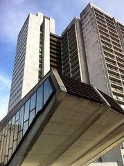 Herlev Hospital (1975) (annindk) Tags: concrete brutalism herlev hospitals tallbuildings