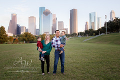 In The Town They Love #1 (Angela Weirauch Photography) Tags: family boy portrait woman man boys canon buildings children mom downtown dad texas child brothers brother father mother houston husband son wife sons 6d eleanortinsleypark ef24105mm canon6d