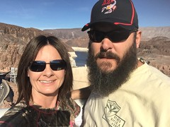 Las Vegas Trip to watch my play volleyball #vegas #lasvegas #roadtrip #myboyfriend #beardedmenarehot #beardedmen #sunglasses #fun #beautifulgirl #hooverdam #nevada (HIRH_MOM) Tags: vegas sunglasses fun lasvegas nevada roadtrip hooverdam beautifulgirl beardedmen myboyfriend beardedmenarehot