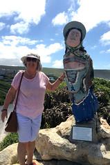 Ritsa and a Figurehead (RobW_) Tags: africa south cape february monday figurehead westerncape overberg ritsa 2016 agulhas 22feb2016