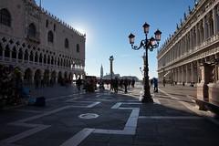 Good Morning Venezia (wani_no_ko) Tags: venice winter italy italia sunny carnivale february palazzo venezia venedig ducale