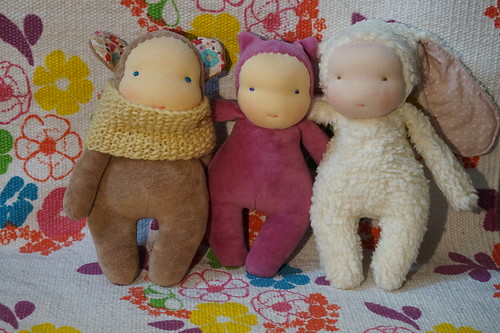 little kra dolls