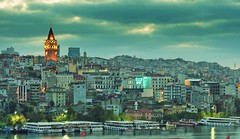 Twilight Galata Tower Istanbul (NATIONAL SUGRAPHIC) Tags: sunrise twilight cityscape türkiye cityscapes istanbul beyoğlu turkei galatatower galatakulesi cityscapephotography sugraphic one1stanbul ayhançakar newturkei nationalsugraphic