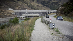 Clutha dam (way2chirper) Tags: clyde dam otago hydroelectricity