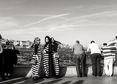 Orient (oguz.unver) Tags: street people turkey blackwhite culture istanbul orient