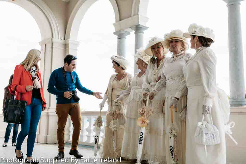 Cobh, County Cork - Titanic Dress
