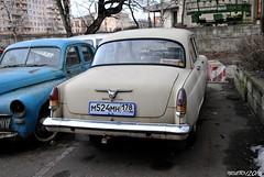 GAZ 21 Volga (Helvetics_VS) Tags: 21 gaz oldcars volga