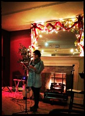 Fatimah Asghar (Rust Belt Jessie) Tags: poetry bonk spokenword racine hipstamatic uncorkt fatimahasghar
