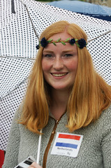 Rainy afternoon @ Redhead Days 2015 (Rudie de Seijn) Tags: red portrait white netherlands girl beauty smile dutch lady umbrella hair rouge happy grey sweater long minolta flag sony young portrt days redhead event gathering belle mooi freckles 105 frau dame breda 700 35 portret rood fille ritratti nederlands rossi lang meisje lach junge rousse roodharig capelli haare jonge rote lange cheveux haar rossa vrolijk 2015 madchen schn evenement sommersprossen rothaarig sproeten sourrire alpah tachesderousseurs f3545