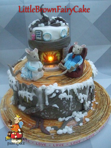 Brambley winter cake
