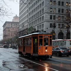 malfunctioning callipers (bhautik_joshi) Tags: bhautikjoshi bayarea california sanfrancisco sfist sf muni publictransport bus fmarket streetcar unitedstates us tt