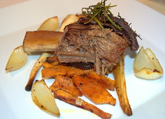 Slow Cooked Galloway Short Rib and Roots (Tony Worrall) Tags: uk england food make menu yummy nice dish photos beef tag roots cook tasty plate eaten things images x meat made eat foodporn add meal bone taste dishes cooked tasted grub iatethis foodie flavour galloway jacobsladder shortrib plated slowcooked foodpictures ingrediants picturesoffood photograff foodophile ©2016tonyworrall