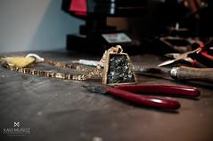 Joyeria Anna Jaumeandreu (xavi_munozphoto) Tags: ring taller ag collar perla oro anillo jewerly diamante joyero joyas artesano