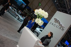 DSC_0373 (Pn Marek - 583.sk) Tags: show foto motor jaguar etype xj bertone xk genve 2011 b99 autosaln eneva fotogalria