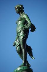 Johanna i Brunnsparken. (rotabaga) Tags: sculpture gteborg pentax sweden gothenburg skulptur sverige k5 brunnsparken