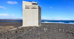 Hafnarnesviti (holger.torp) Tags: sea sky lighthouse coast rocks outdoor shore viti hafnarnesviti orlkshfn