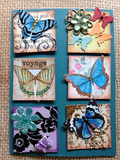 Butterfly Inchies