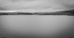 Selset Reservoir . (wayman2011) Tags: uk water fells dales pennines lightroom countydurham teesdale reservoirs bwlandscapes lunedale canon50d selset wayman2011