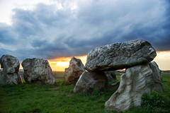 Seriously...It's not supposed to be easy... (OR_U) Tags: sunset sky sun history clouds germany stones oru sunrays stoneage megalith 2016 megalithictomb helmstedt lbbensteine awolnation megalithicsymphony theageofstones stammtischblende50